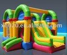 2013 Best Sale crazy fun indoor or outdoor commercial grade vinyl tarpaulin brand new C042 inflatable Combo Game