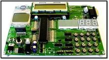 Microchip project boards