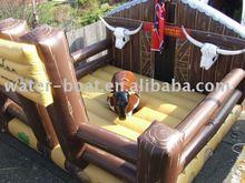 Inflatable Mechanical Bull Rodeo Bull