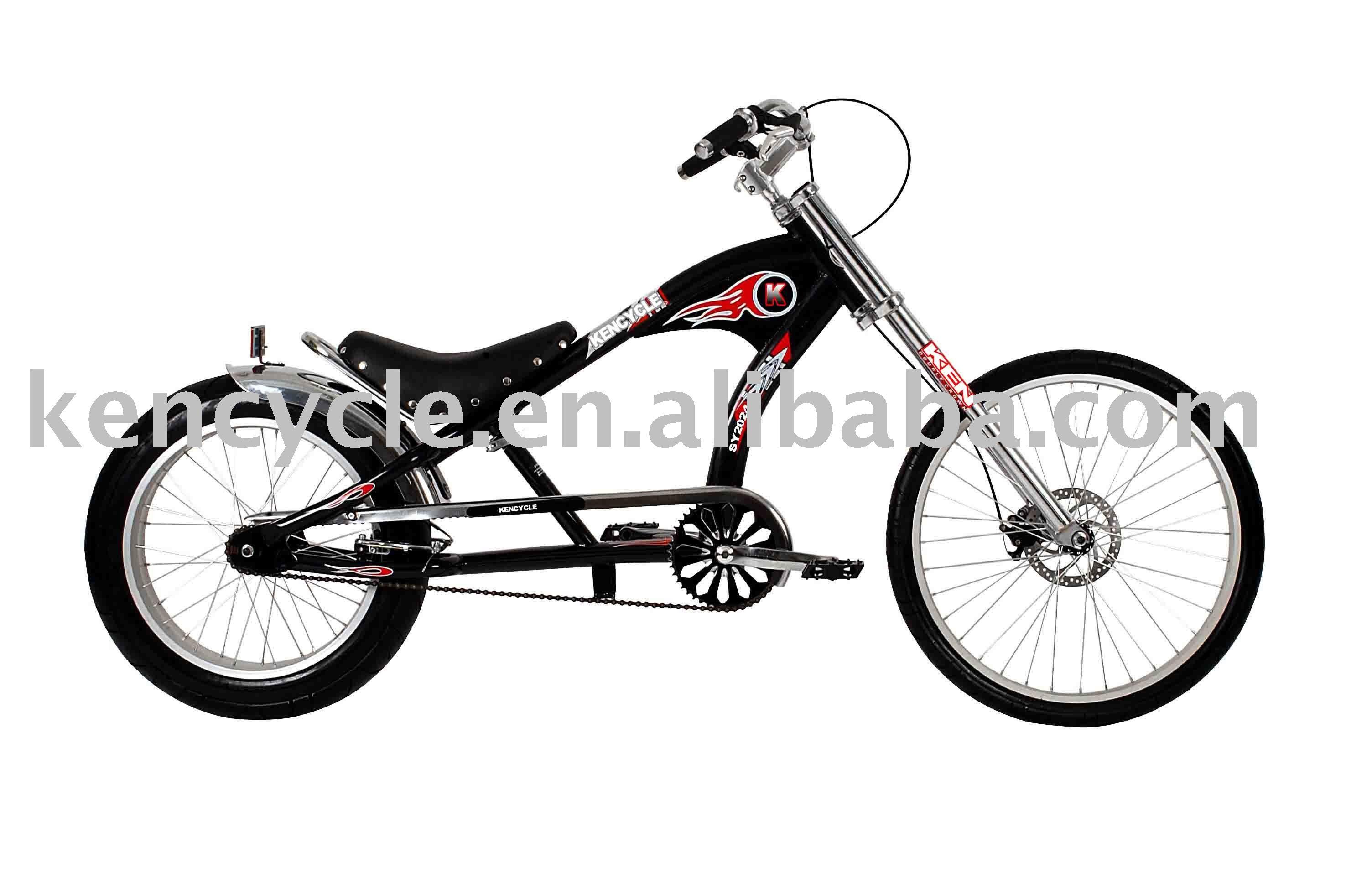 20-24 inch steel frame downhill fork hot selling chopper bike(SY-CP2024)