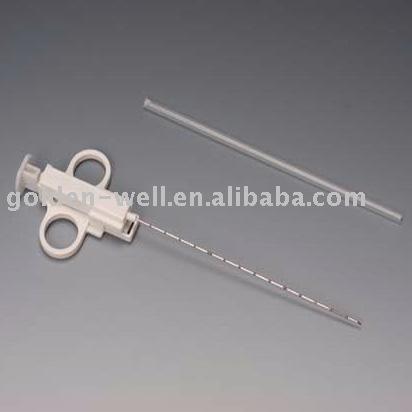Desechables semi- automatico de la aguja de biopsia( 14- 18g) con el ce& iso