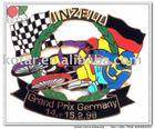 metal car badges emblems,lapel pin,gold metal name tag