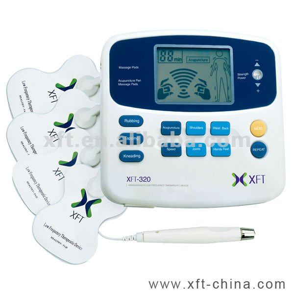 massager---Electrical Muscle Stimulator(