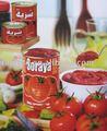 conservas de tomate molho de marca