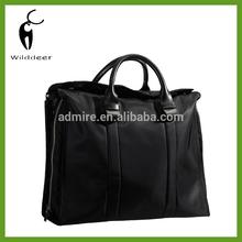 nylon laptop bag and handbag for lady