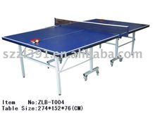 International MDF Table Tennis Game