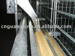 Trolley feeding system
