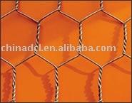 galvanized fishing net