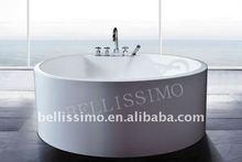 Free standing acrylic bath tub BS-6206