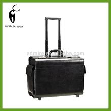 Leather Pilot Case/cabin bag
