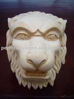 Lion head-3