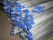 specialized manufacture ANSI_C80.1 rigid steel conduit threading steel pipe wire protector