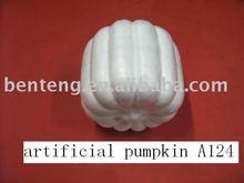 2013 best selling foam halloween plastic pumpkins decor