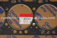 Cummins Engine Spare Parts Gasket Head ISLe-3967059