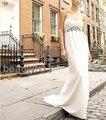 stile classico abito da sposa am268