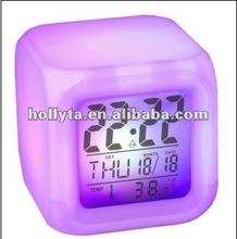 Mood Care Color Changing Digital Alarm Clock
