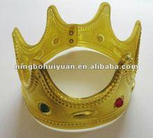 kings metal crowns