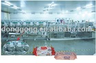 High-speed baby diaper wet facial wipes making machine