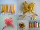 pull bow ribbon flower