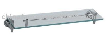 Shampoo Rack (glass Tray,Display Rack) Photo, Detailed about Shampoo ...