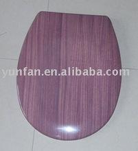 duroplast printing toilet seat&printed toilet seat cover