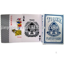 Tiger playing cards,playing cards,poker,play cards