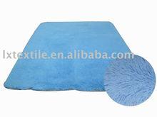 polyester mink fur floor carpets