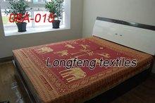 fashion cotton blanket