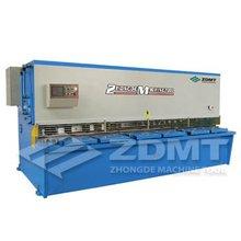 Hydraulic CNC Swing Beam Shear