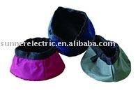 Sell Fabric Pet Bowl (Model:SRSA-8808)