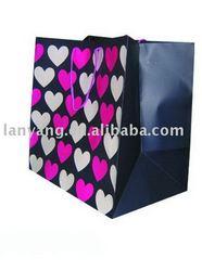 fashion colored non woven shopping bag (022-1)