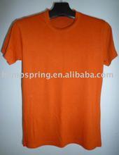 eco-friendly Bamboo men short sleeve T-shirt,bamboo