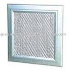 Aluminium Perforated diffuser panels(HVAC,air register)