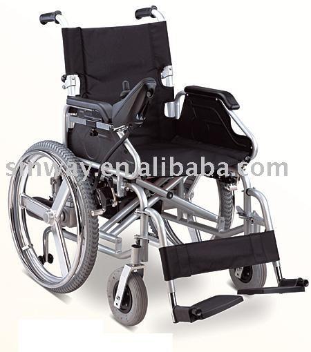 Motorized Elderly Folding Wheel Chair Buy Motorized