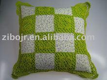 Seamed Crochet pillow / Cushion