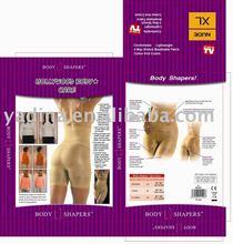 women's figurformande shorts/2012 body slimming suit
