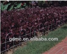 Metal Small garden fence