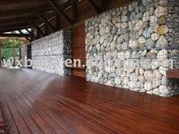 Outdoor bamboo flooring / floating floor