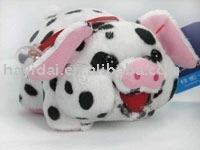 cellphone holder plush pig ,Model :QC19