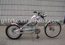 "20""-24"" chopper frame CE popular gas moto engine bike"