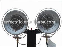 Tank Top Outdoor Heater TTH002 Double heater