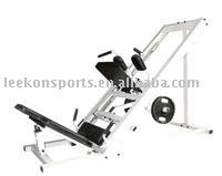 Leg Press body stretching machine fitness