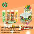 Frutas chiclete/goma de mascar