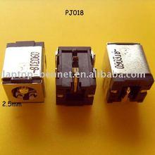 PJ018 DC power jack for Gateway M210, M250GS