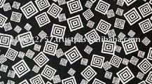 Handmade paper black & white