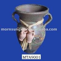 handcraft pottery vases