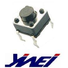 miniature push button switch(YW4-101 0.1A12V DC)