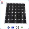 monocrystalline silicon solar panel/solar panels 80W/12V