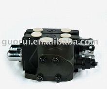 Hydraulic sectional Valve DL-F15L-*/*-*/* (multiple valves, directional valves)