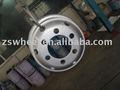 roue 6.5-16 d'acier en forme de tuyau d'un fournisseur digne de confiance